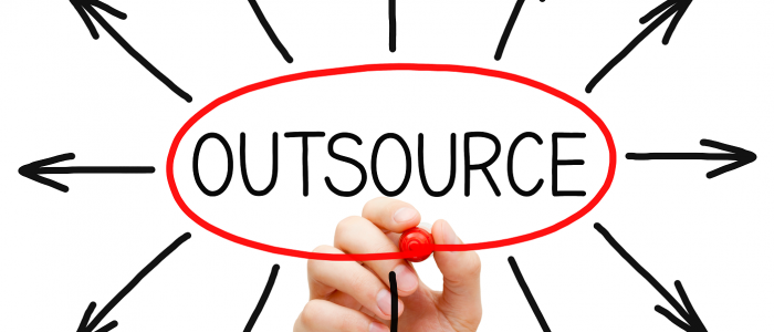 the business outsourcing process