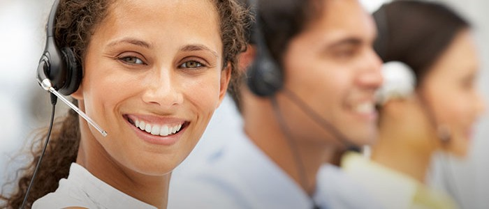 agents in customer support role