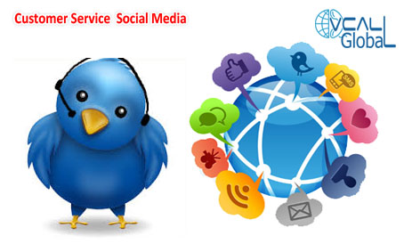 social media service Customer Services
