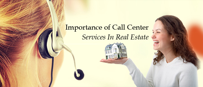 call center services in Real Estate