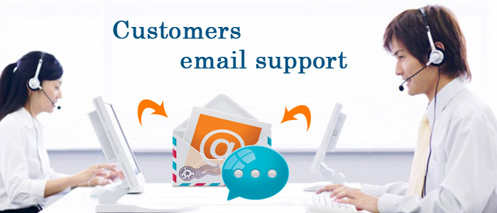 chat email outsourcing