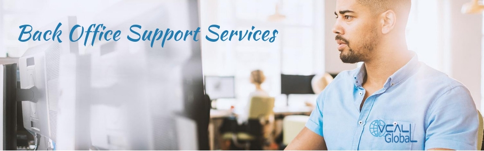 Outsourcing back office support