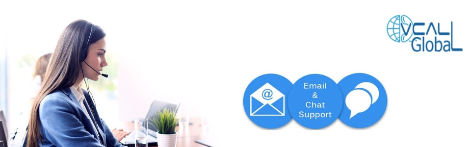 chat and email support services