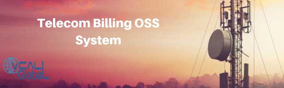 Telecom Billing OSS System