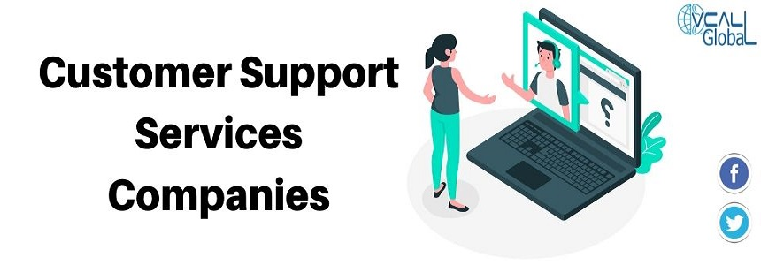 customer support services companies