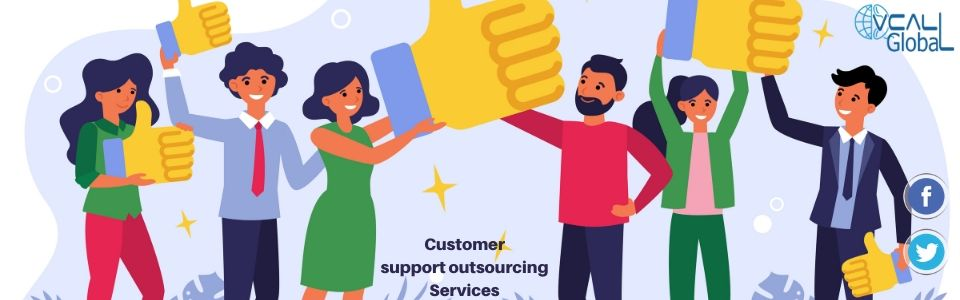 customer support outsourcing Services